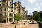 Thumbnail image of Exchange Square,  Manchester