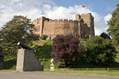 Thumbnail image of Tamworth Castle, Staffordshire