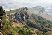 Thumbnail image of The Roaches  Staffordshire Moorlands