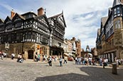 Thumbnail image of Eastgate Street, Chester, Cheshire