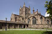 Thumbnail image of Hereford Cathedral I
