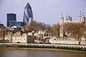 Thumbnail image of Tower of London & Swiss Re Headquarters, London