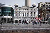 Thumbnail image of Williamson Square and Playhouse Theatre, Liverpool