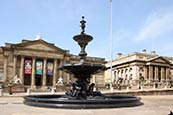 Thumbnail image of William Brown Street with Walker Art Gallery & County Sessions House, Liverpool