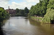 Thumbnail image of River Severn, Shrewsbury