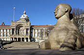 Thumbnail image of Council House and Guardian statue, Birmingham