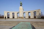 Thumbnail image of Soviet Memorial, Tiergarten, Berlin, Germany