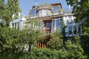 Thumbnail image of Eco house by Frei Otto at Corneliusstrasse 12D, Berlin, Germany