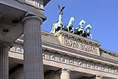Thumbnail image of Brandenburg Gate, Berlin / Brandenburger Tor, Berlin