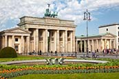 Thumbnail image of Brandenburg Gate, Berlin, Germany