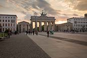 Thumbnail image of Brandenburg Gate and Pariser Platz, Berlin, Germany