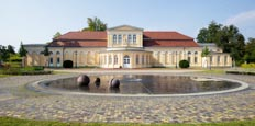 Thumbnail image of Orangerie in the Palace Gardens, Neustrelitz, Mecklenburg-Vorpommern, Germany