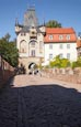 Thumbnail image of Gate to the Albrechtsburg from Schlossbruecke, Altstadt, Meissen, Saxony, Germany