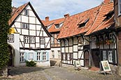 Thumbnail image of Finkenherd with Café Kaiser, Quedlinburg, Saxony-Anhalt, Germany