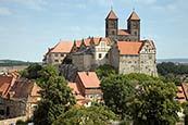 Thumbnail image of Schloss, Dom (St Servatius Church) and Schlossberg, Quedlinburg, Saxony-Anhalt, Germany