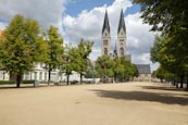 Thumbnail image of Cathedral and Cathedral Square, Halberstadt, Saxony Anhalt, Germany