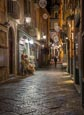 Thumbnail image of street in the old town, Sorrento, Campania, Italy