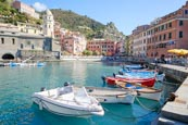 Thumbnail image of Harbour in Vernazza, Cinque Terre, Liguria, Italy