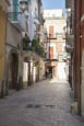 Thumbnail image of typical street in the old town, Bari, Puglia, Italy