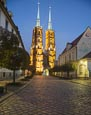 Thumbnail image of Cathedral of St. John the Baptist on Plac Katedralny Cathedral Platz on Cathedral Island Ostrów Tums