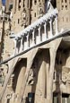Thumbnail image of Sagrada Familia, Barcelona, Catalonia, Spain