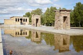 Thumbnail image of Temple of Debod, Madrid, Spain