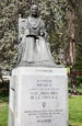 Thumbnail image of Statue of Sor Juana Ines de la Cruz in Oeste Park, Madrid, Spain