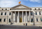 Thumbnail image of Spanish Congress of Deputies, Madrid, Spain